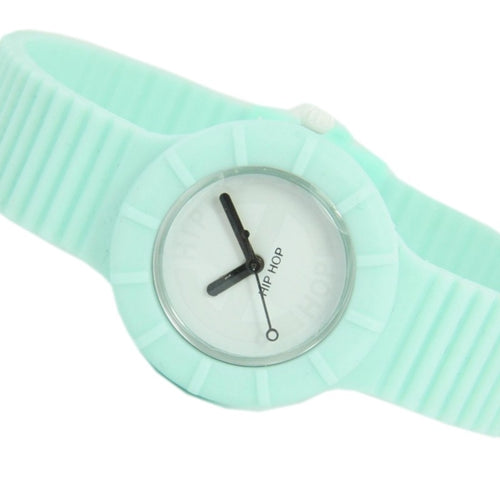 Hip Hop Uhr Silikonuhr Hero small HWU0015 hawaian dream