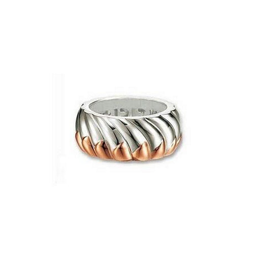 Esprit Ring Silber STICK TOGETHER Rose ESRG91127B
