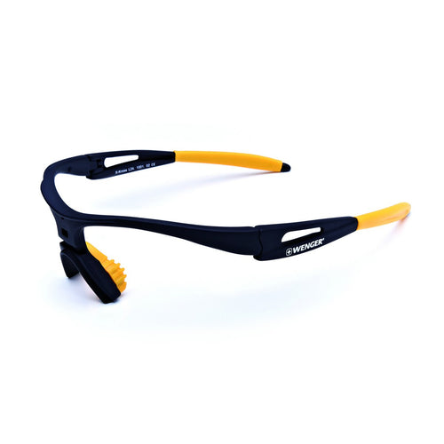 Wenger X-Kross Sportframe Grundrahmen OF1001.02 Rubber black / yellow