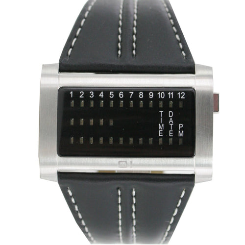 The One Uhr BINARY Herrenuhr Ibiza Ride IRH102RB1