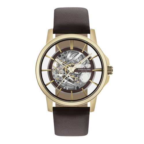 Kenneth Cole New York Herren-Armbanduhr Automatik KC50227006