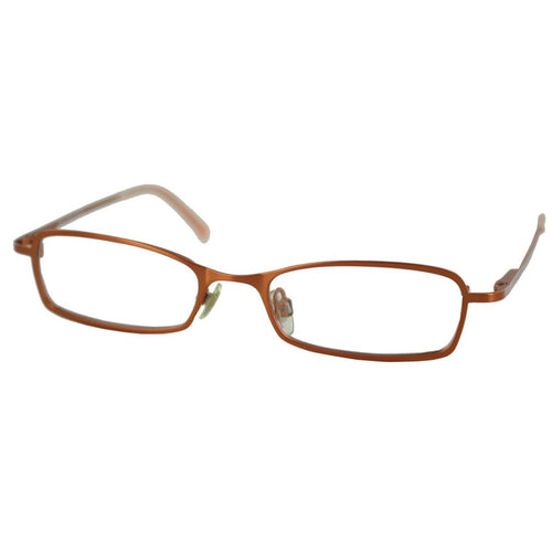 Fossil Brille Brillengestell Wales orange OF1058800