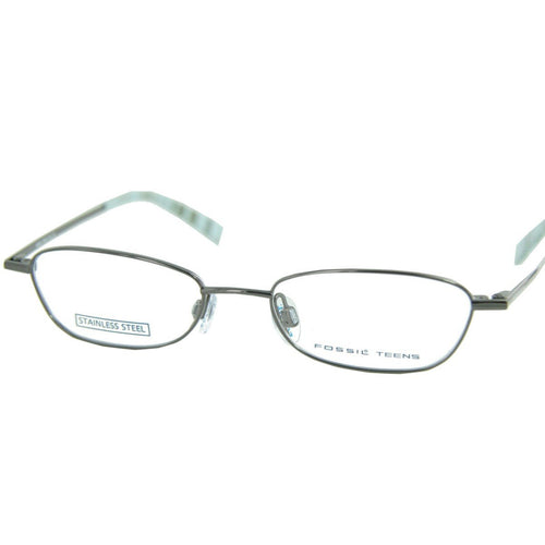 Fossil Brille Brillengestell Teens Jugendliche Mouse anthrazid OF4007060