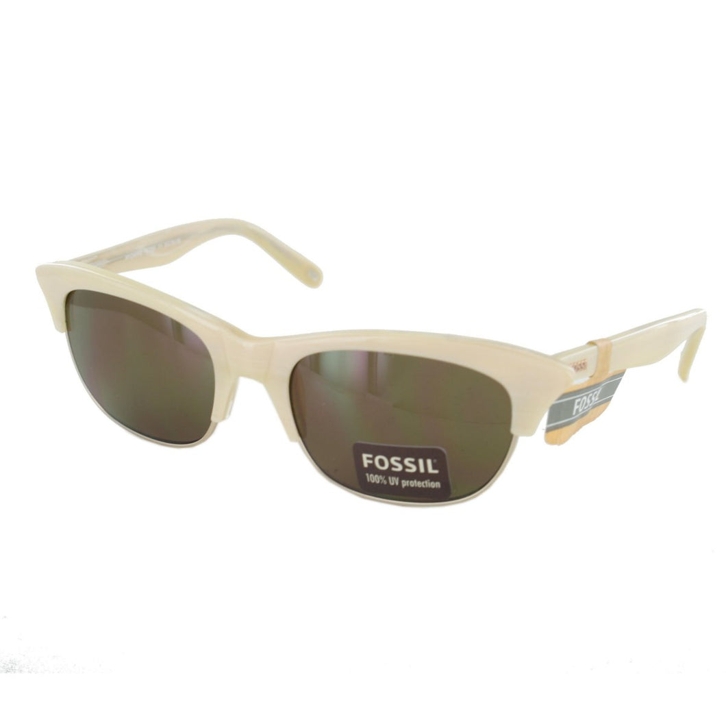 Fossil Sonnenbrille Wyoming cream PS7203111