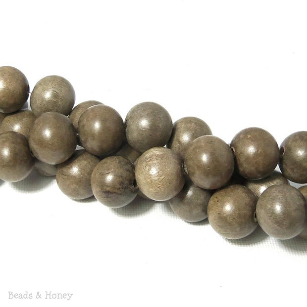 Graywood Beads Round 14-15mm (16-Inch Strand)