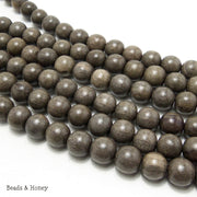 Graywood Round 12mm (Full Strand)