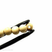 Whitewood Round 6mm (Full Strand)