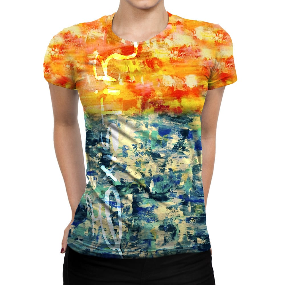 Existir Short sleeve T-shirt for Women