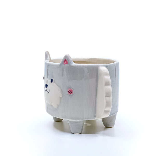 Ceramic Animal Pots