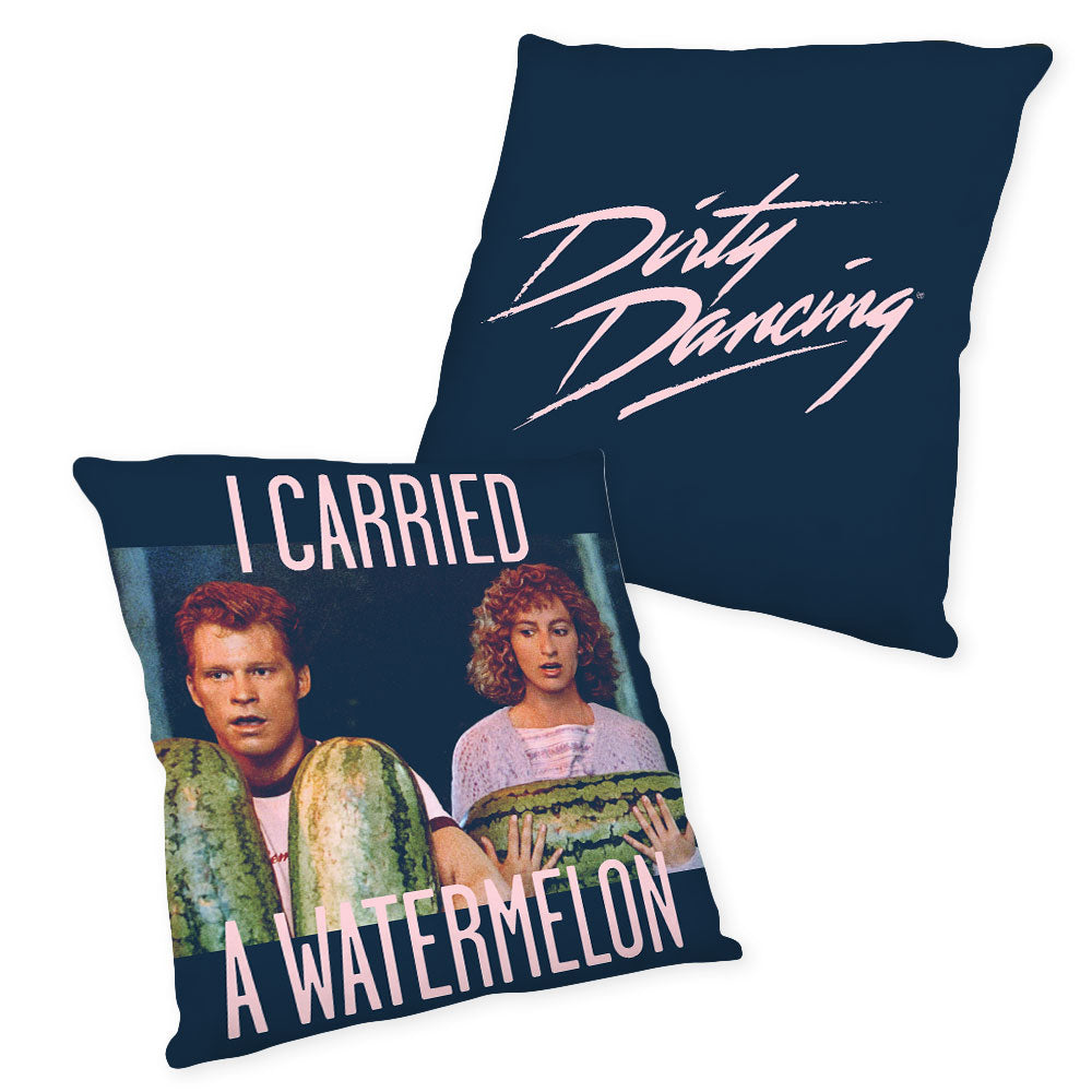 I Carried a Watermelon Pillow from Dirty Dancing