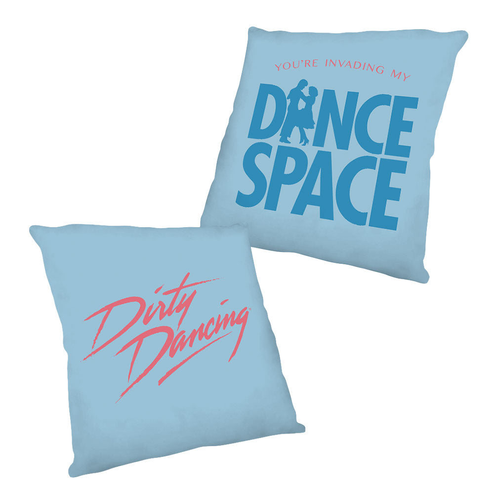 You're Invading My Dance Space Pillow from Dirty Dancing