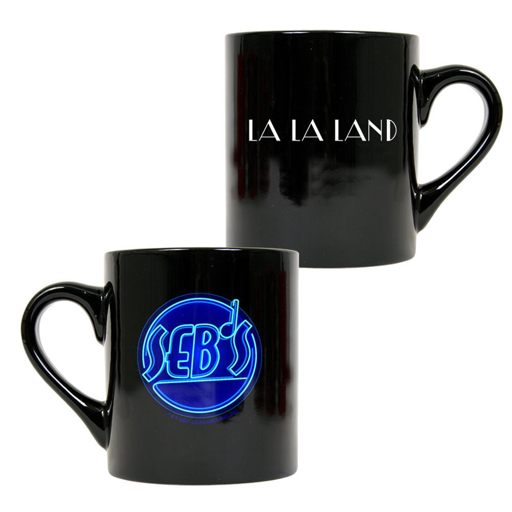 Seb's Black Mug from La La Land