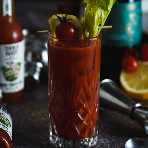 NATIONAL BLOODY MARY DAY JAN 1 2021