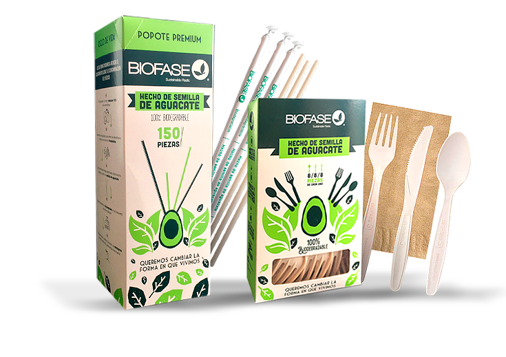 biofase productos biodegradables
