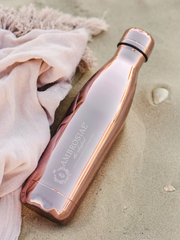 Hydration on-the-go kit ROSE GOLD