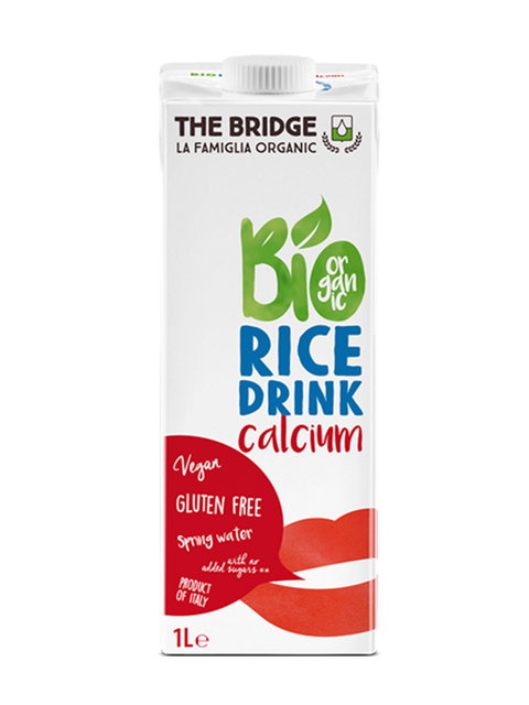 Bio Rice Drink con Calcio