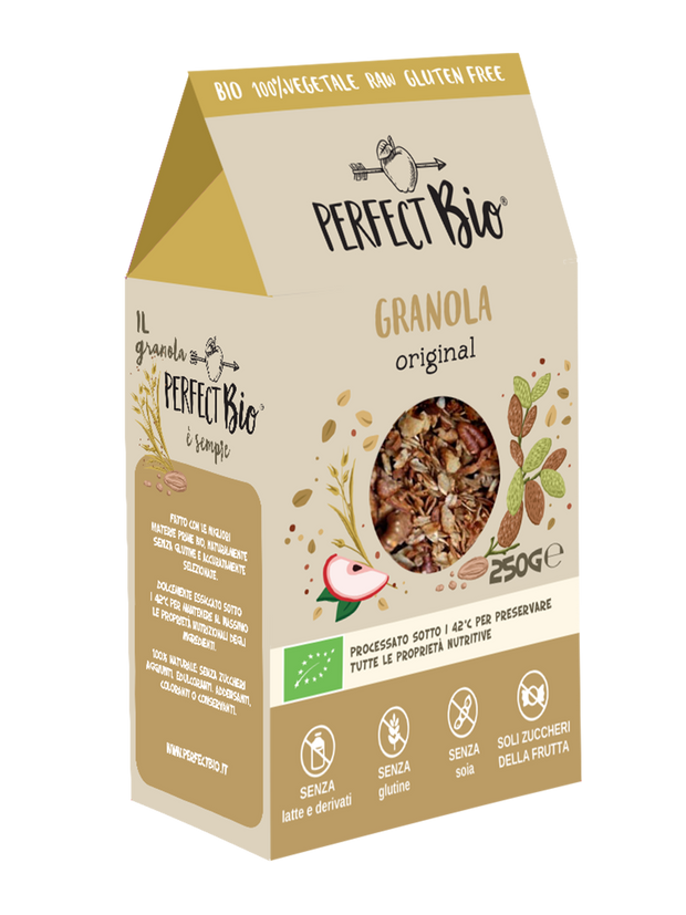 Granola Senza Glutine Original Perfect Bio