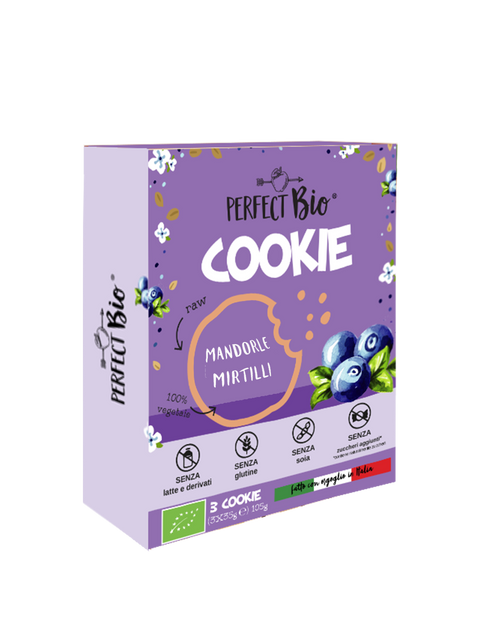 Cookie Mandorle - Mirtilli