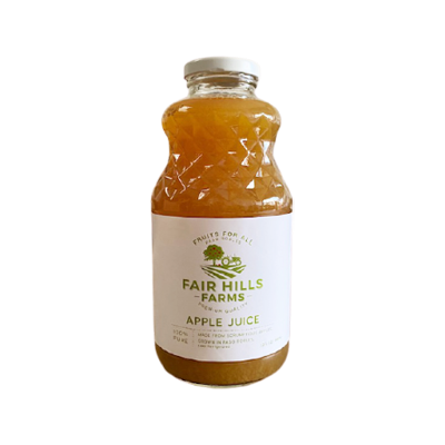 Fair Hills Apple Juice