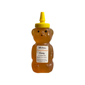 Bill's Bees Orange Blossom Honey Bear