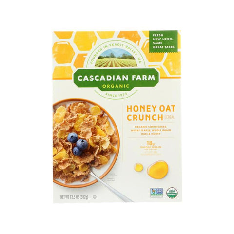Cascadian Farms Honey Oat Crunch