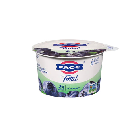 Fage Greek Yogurt with Blueberry
