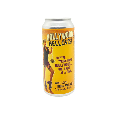 Paperback Brewing Co. Hollywood Hellcats! West Coast IPA