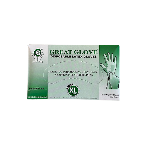 XL - Latex Gloves