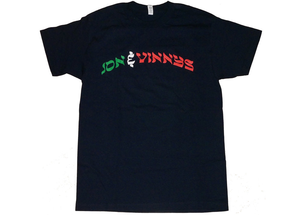 Hebrew Tee (Black)