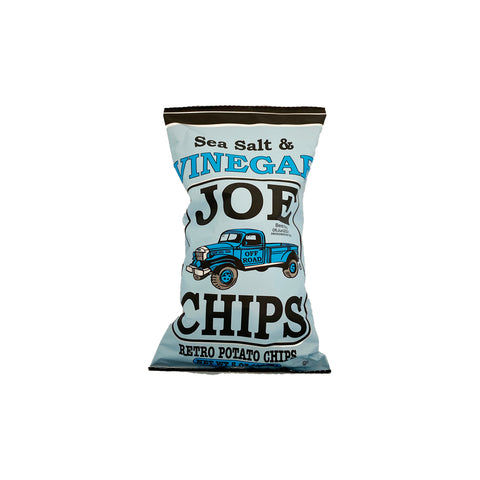 Sea Salt & Vinegar Joe Chips