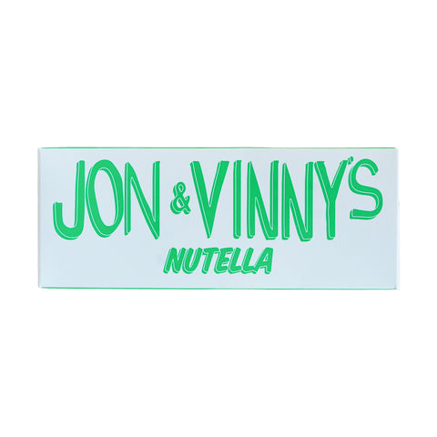 Jon & Vinny's Nutella Chocolate Bar