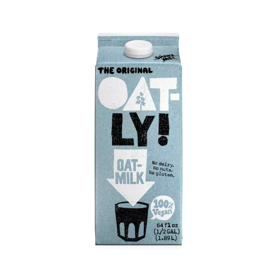 Oatly Original Oat Milk