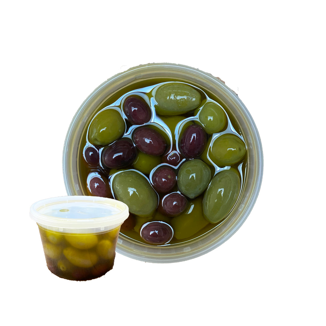 Jon & Vinny's Marinated Olives