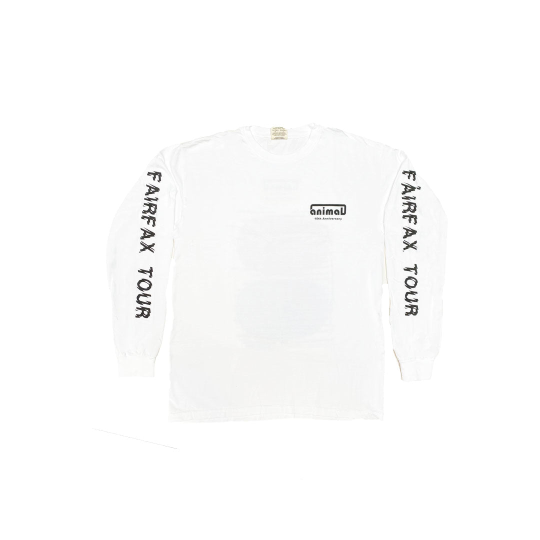 animal 10 year Anniversary (White)