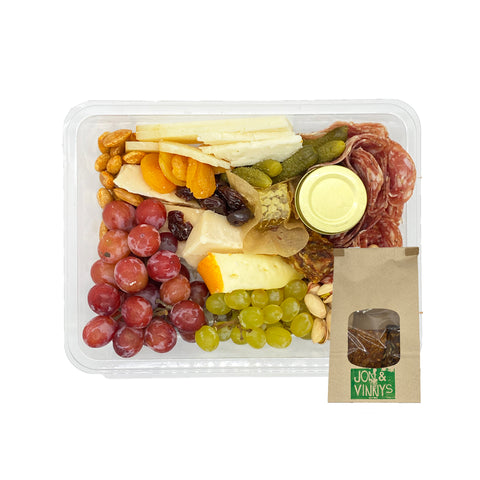 Mini Cheese & Charcuterie Board