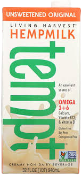 Tempt Unsweetened Hemp Milk