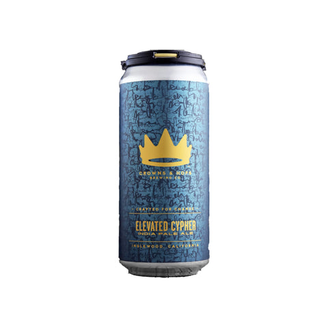 Crowns & Hops Elevated Cypher India Pale Ale