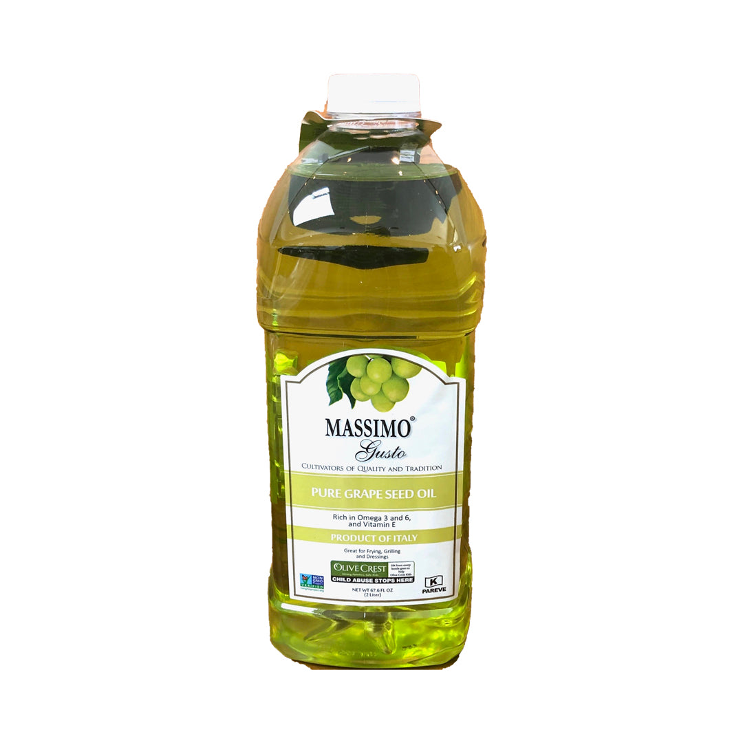 Pure Grapeseed Oil 2L