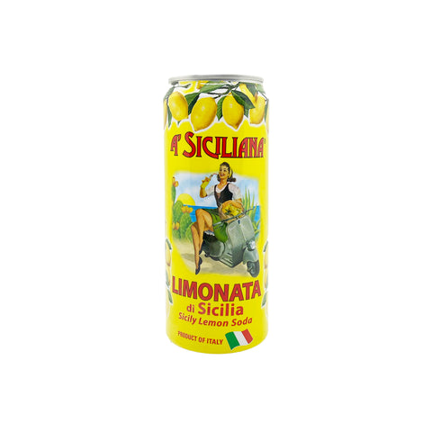 Sicilian Lemon Soda