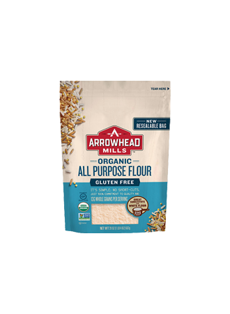 Gluten Free All Purpose Flour, Arrowhead Mills