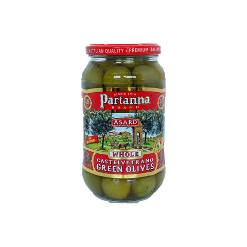Partanna Sicilian Castelvetrano Green Olives