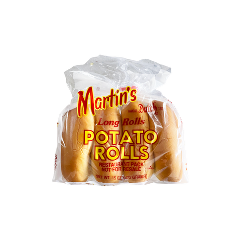 Martin's Potato Hot Dog Rolls