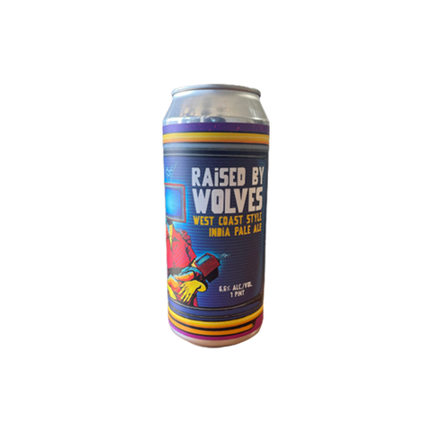 Paperback Brewing Co - Raised By Wolves