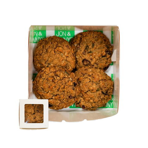 Oatmeal Vegan Cookie