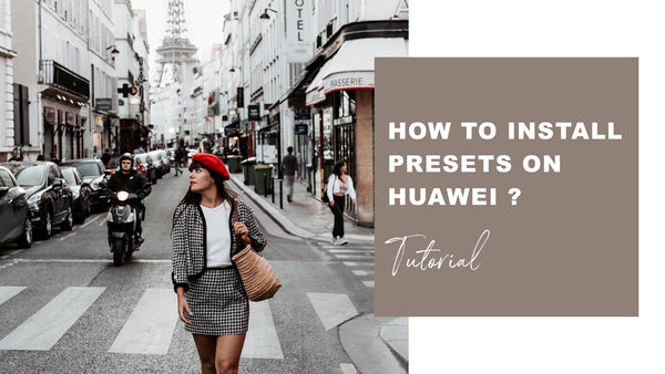 HOW TO INSTALL ON HUAWEI