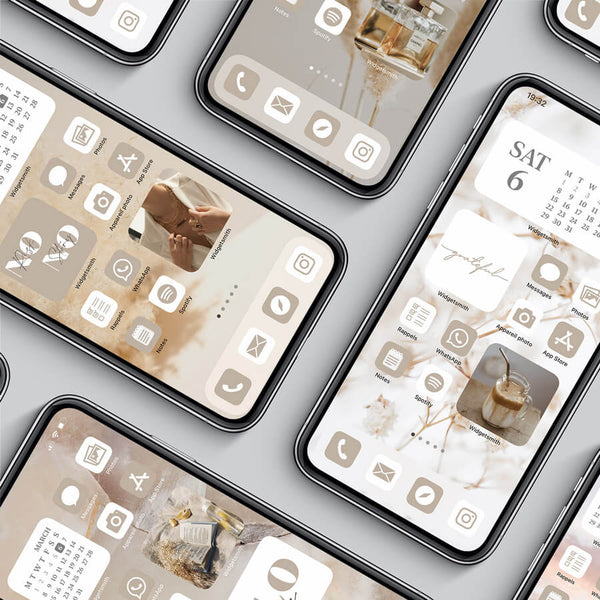 CREAM iOS 14 THEME