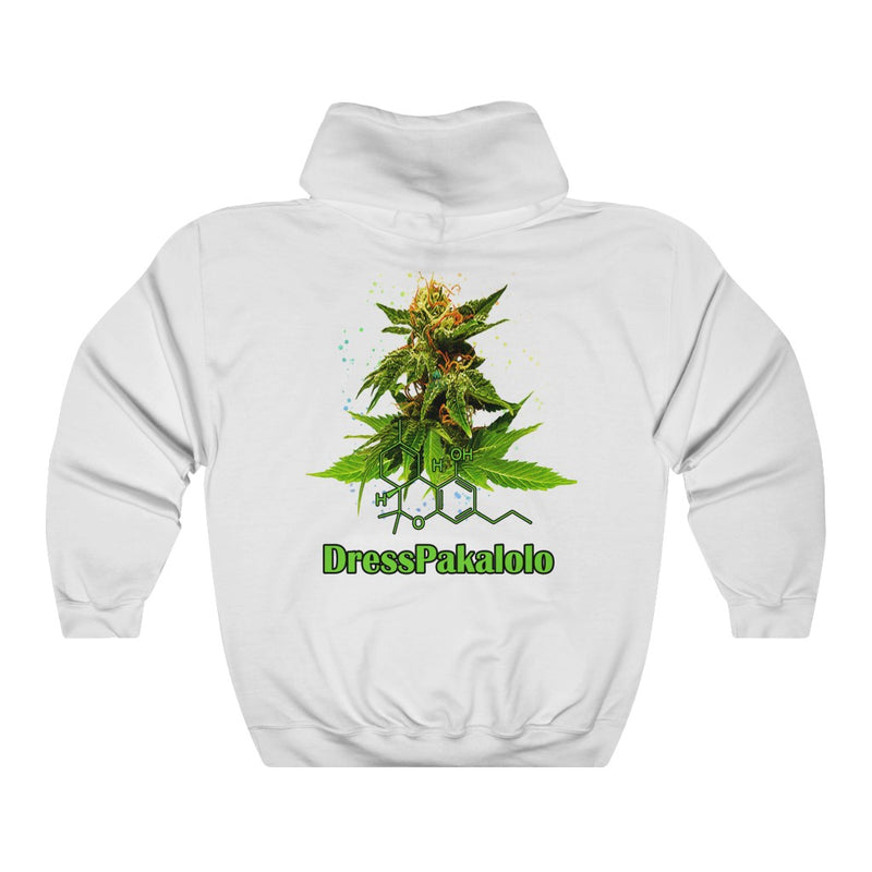 Dress Pakalolo Hooded Sweatshirt