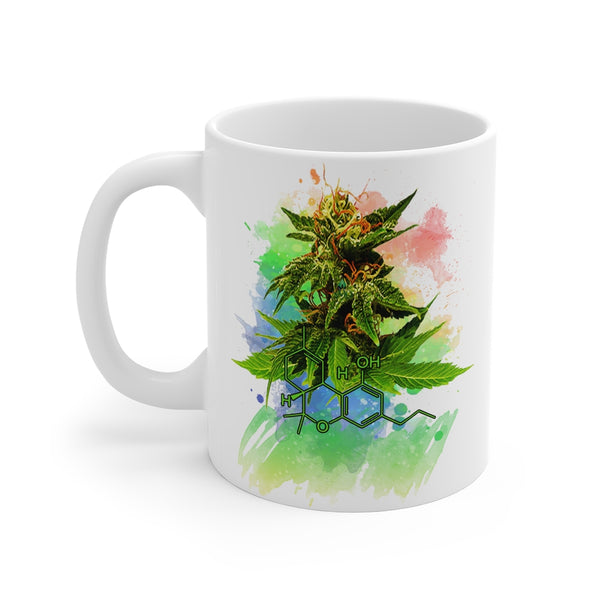 cannabis art, stoner art, week art, cannabis art, cannabis water color