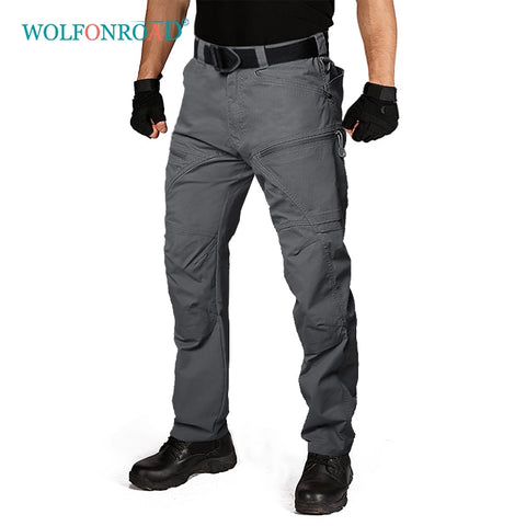 WOLFONROAD Men Hunting Cargo Pants