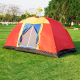 8 Person Easy Setup Waterproof Tent With Portable Bag